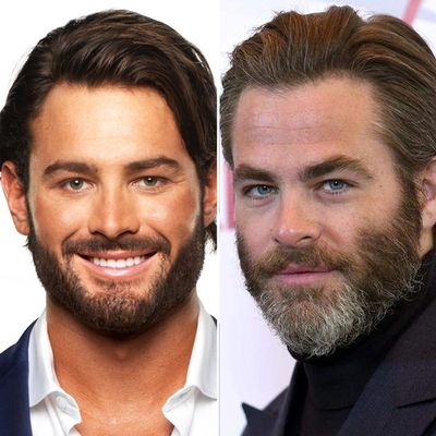 Sam and Chris Pine