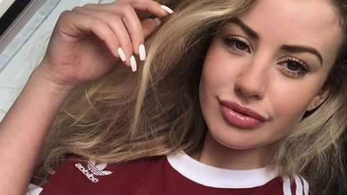 "Chloe Ayling's agent said she felt ""vindicated"" by the decision after suspicions were raised that she was in on the plot. Picture: AP"