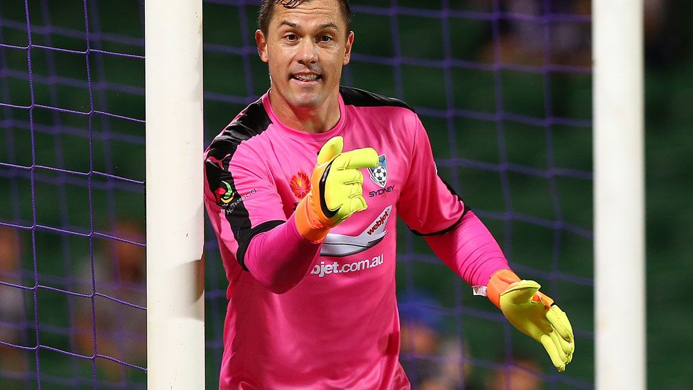 Finally there is some good news off the field for Danny Vukovic. (Getty Images)
