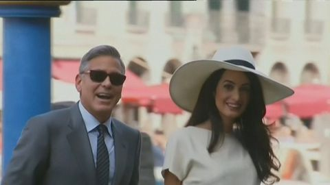 Entertainment news: The Clooney's welcome twins