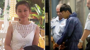 Teen accused of Chinese flatmate murder 'refuses DNA test'