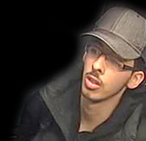 Salman Abedi was rescued from Libya by the British Navy. Picture: AAP