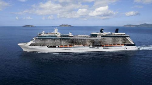 Passengers on cruise ship docked in Melbourne struck down with gastro