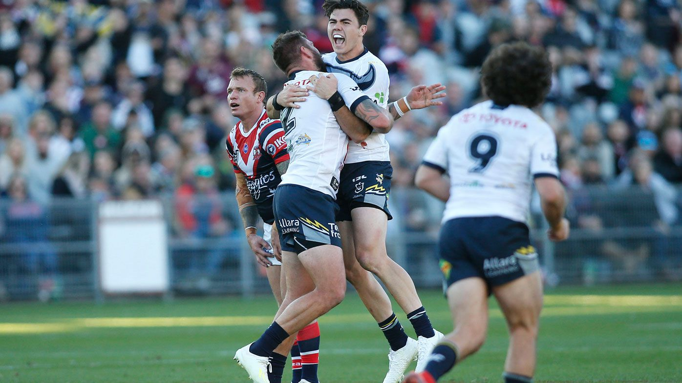 Cowboys down Roosters
