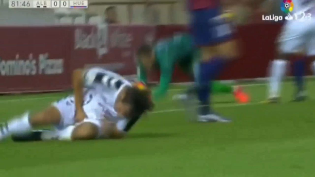 Argentine footballer requires stitches to penis after horror injury