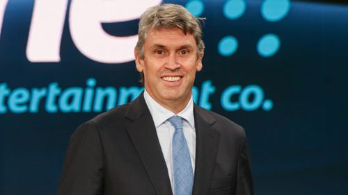 Former Nine CEO David Gyngell recovering after heart attack
