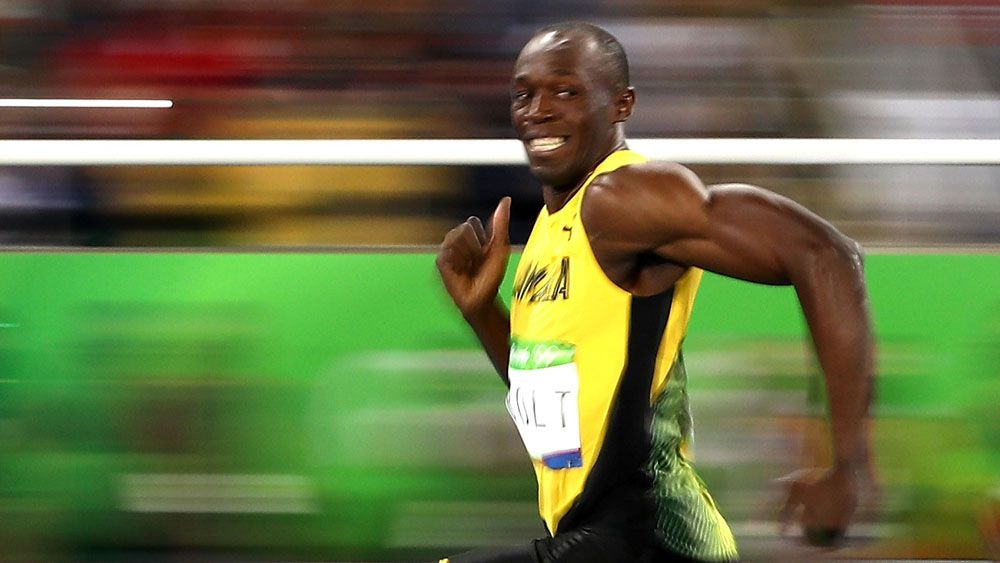 Usain Bolt said a longer break would have led to a faster time in the final. (Getty Images)