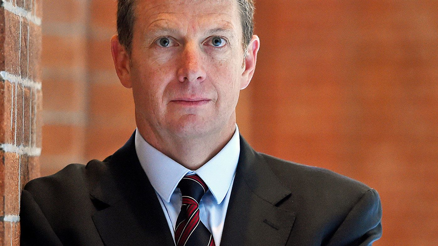 BlueScope Steel Managing Director and CEO Paul O'Malley. (AAP)