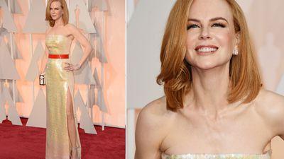Australian beauty Nicole Kidman. (Getty)
