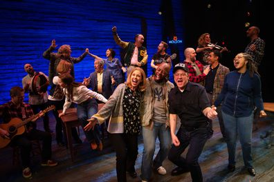 Come From Away musical covers aftermath of September 11 terror attacks