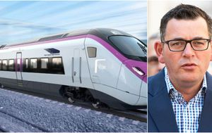 Melbourne to Geelong in 35 minutes with Labor matching commitment for high speed rail