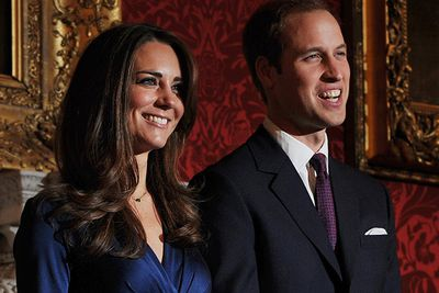 William and Kate announced their engagement on November 16, 2010 - no more 'Waity Katie'!