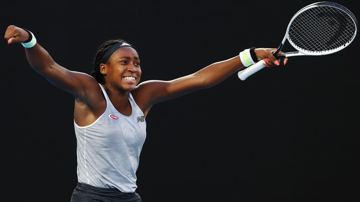 Coco Gauff 'intimidating' due to extraordinary early success, says Darren Cahill