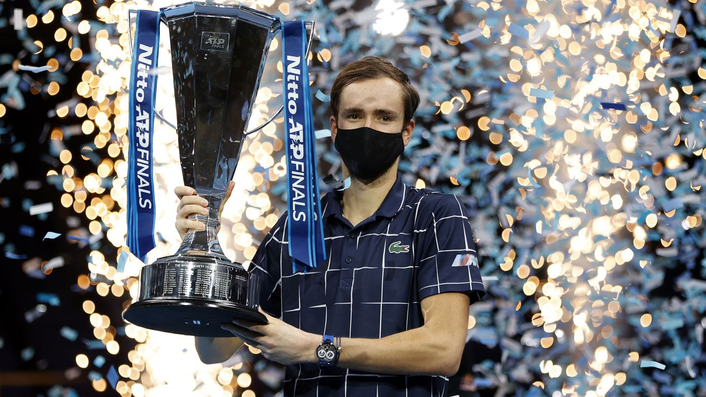 Daniil Medvedev wins ATP Finals title beating Dominic Thiem in extraordinary decider – Wide World of Sports