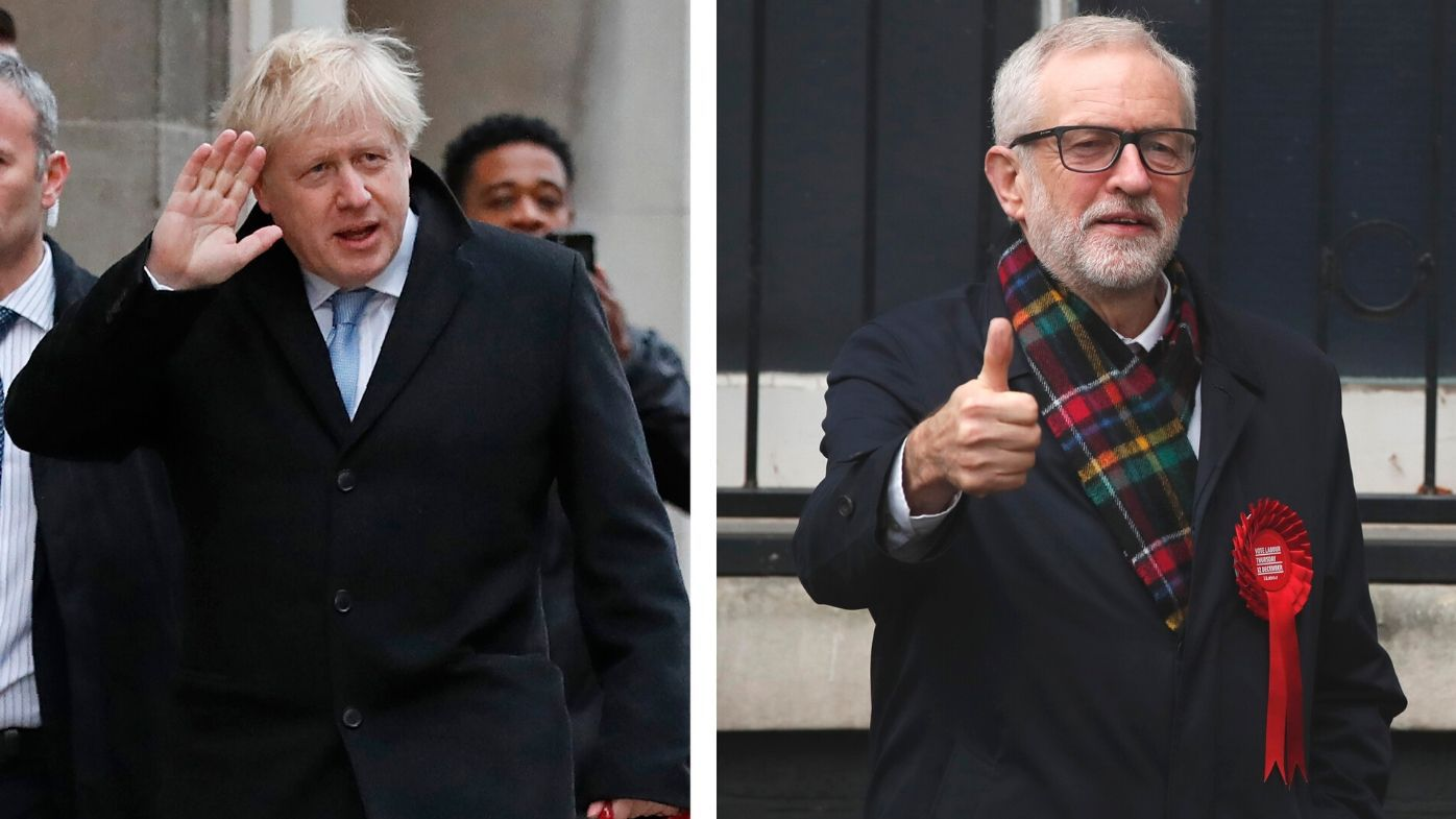 What time to expect 2019 UK Election results