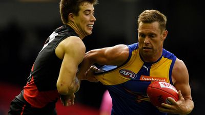 <strong>Sam Mitchell - West Coast Eagles</strong>