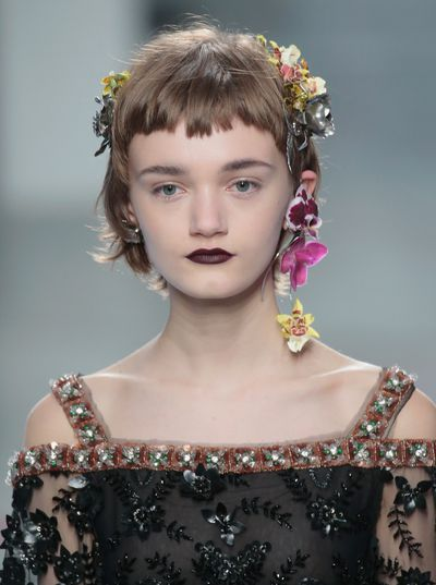 Rodarte's hair couture