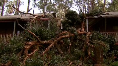 Residents across parts of Victoria are on high alert as more wild weather could threaten homes and potentially flood a mine, which fuels a major power station.