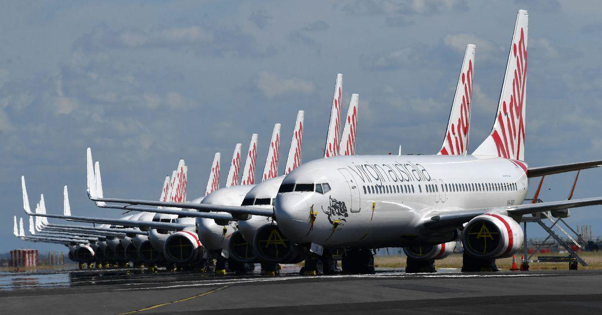 Virgin Australia to resume flying minimal domestic schedule saving jobs – 9News
