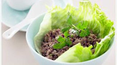 "<a href=""http://kitchen.nine.com.au/2016/06/06/13/35/lettuce-cups"" target=""_top"">Lettuce cups</a> recipe"