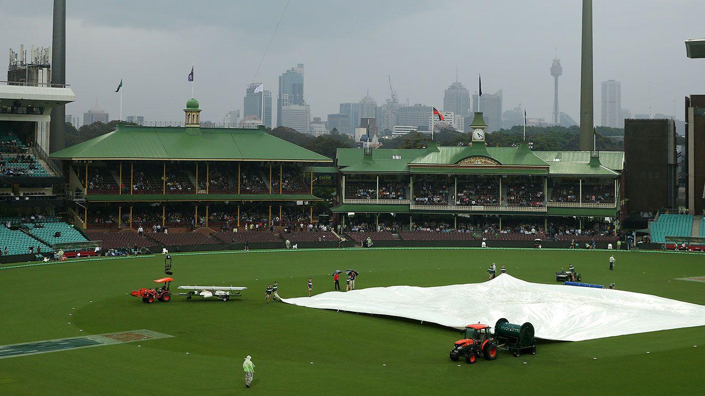Cricket legend slams T20 'farce' as rain prevents Australia-Pakistan result