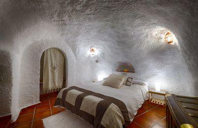 <strong>Cuevas El Abanico, Granada, Spain</strong>
