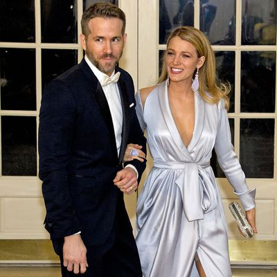 Ryan Reynolds, 40, and Blake Lively, 28: Married four years