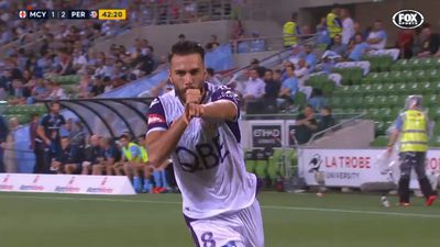 Glory stun City amid A-League VAR drama
