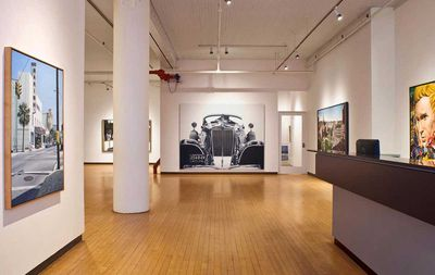 Louis K Meisel Gallery
