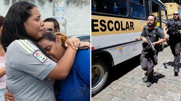 Brazil school shooting nine people killed multiple weapons