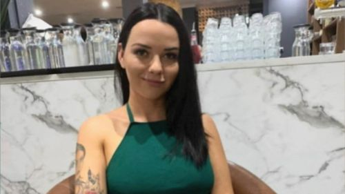 Queensland hairdresser Kaitlin Jones was happy and recently engaged to be married, but now she is now in intensive care in hospital.