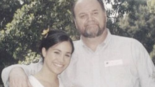 Meghan Markle's father Thomas has withdrawn from attending her wedding to Prince Harry.