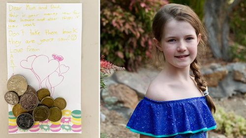 Daughter's note wins over Wagga Wagga real estate vendor's heart