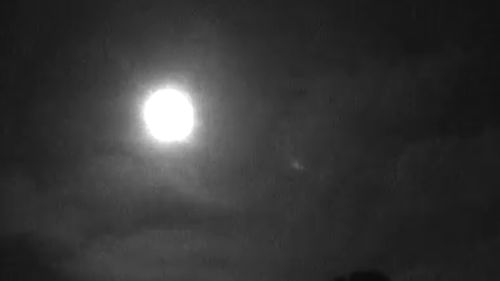 The object was spotted by scores of observers across the UK. (Richard Fleet)