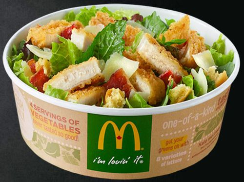 The Iowa department says it has identified 15 Iowa residents who ate McDonald's salads in late June to early July prior to getting ill.