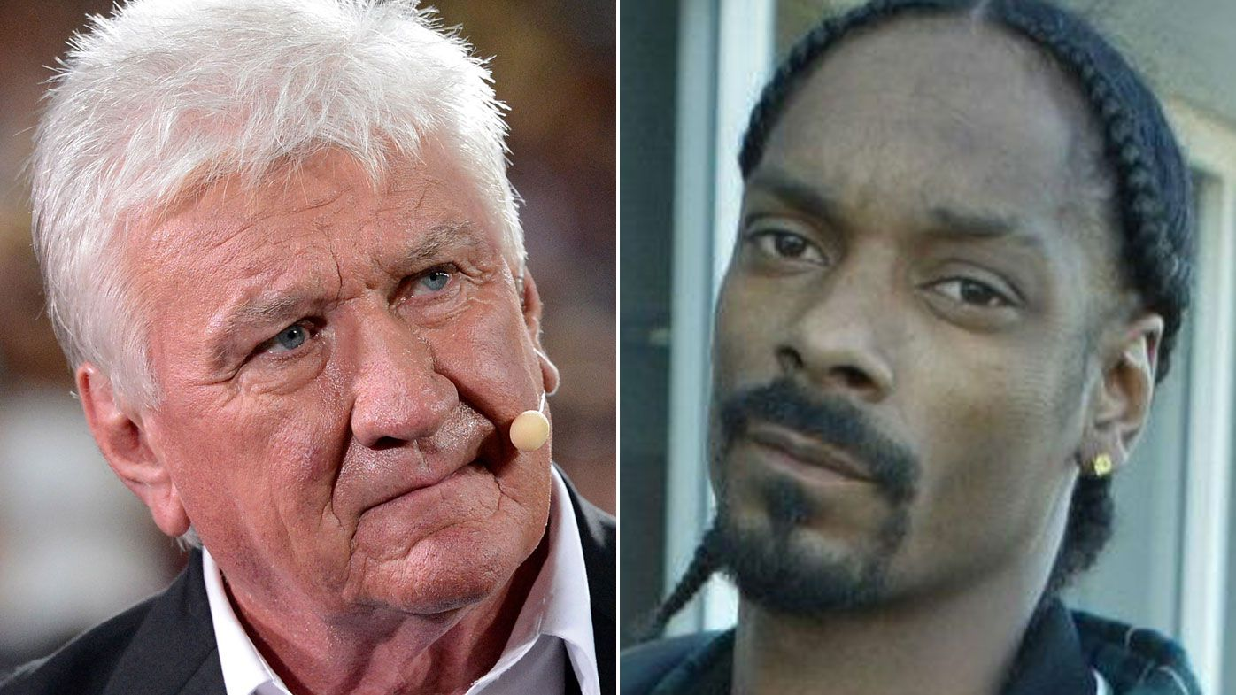 Ray Warren recalls incredible flashpoint with Snoop Dogg and entourage on plane