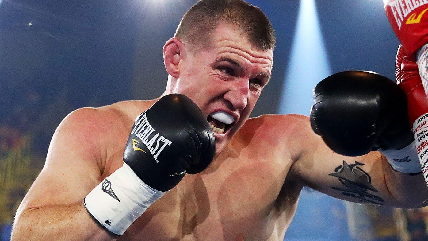 Gallen confirms he will box again