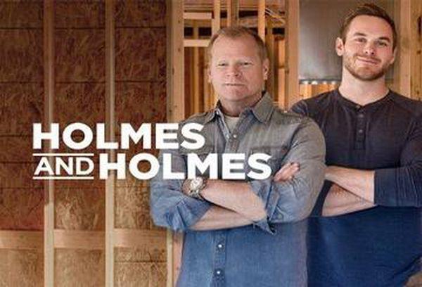 Holmes & Holmes: Father & Son Renovation