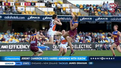 Adelaide forward Josh Jenkins calls for AFL red cards after Robbie Gray tackle