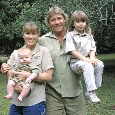 Steve Irwin: 2003