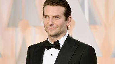 Oscar-hopeful Bradley Cooper. (Getty)