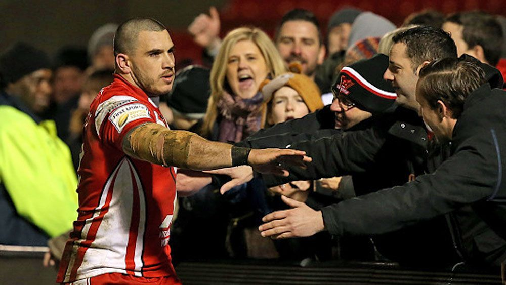 Salford owner looks at life ban for fans