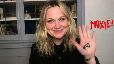 Moxie star and director Amy Poehler