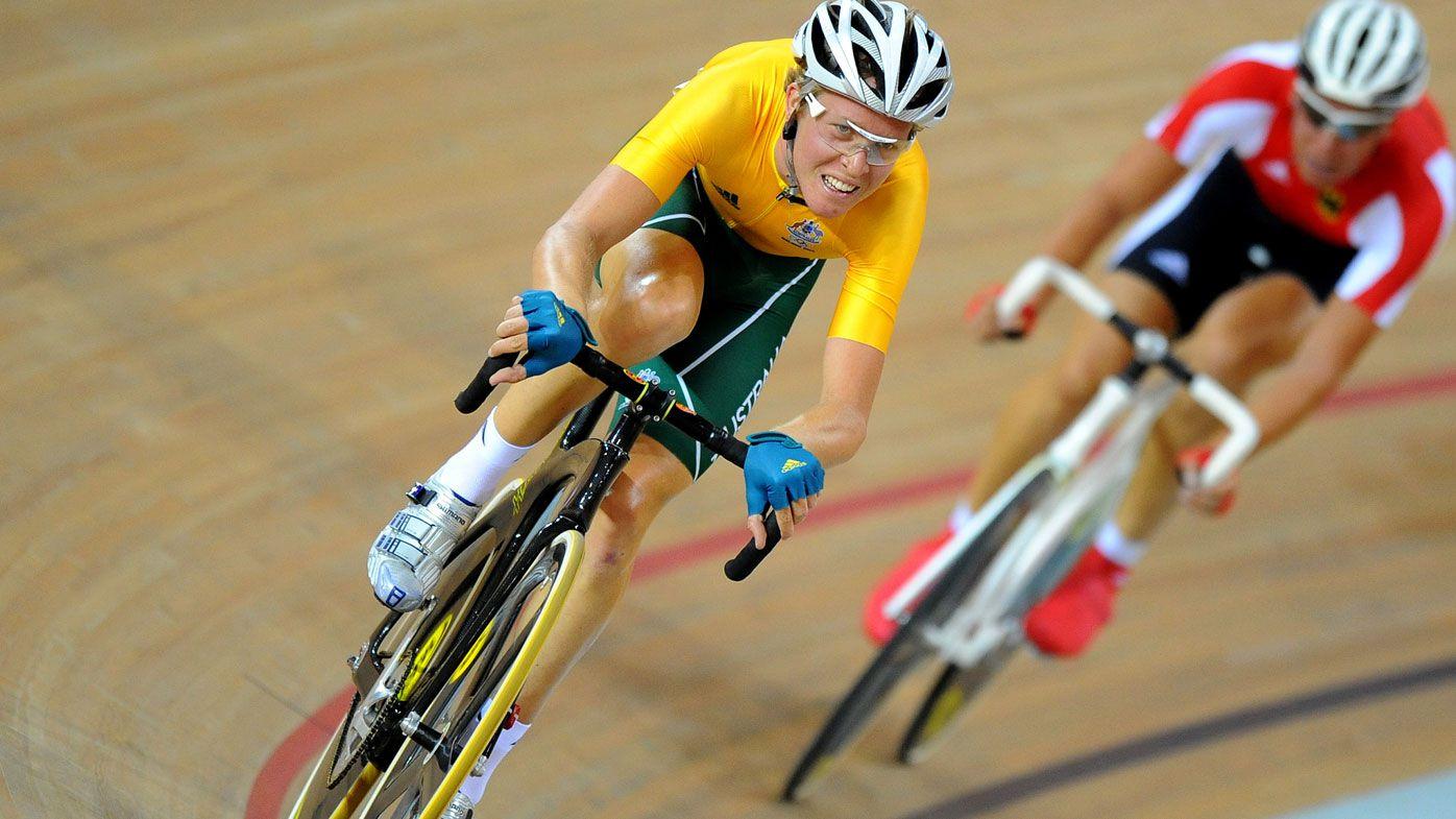 Cameron Meyer stars for Australia at the Beijing Olympics.