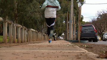 Reclaim the Run is an event to promote women's safety while out running in public.