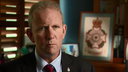"Queensland Police Union president Ian Leavers said the courts needed to ""do their job""."