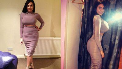 Britain's Kim Kardashian