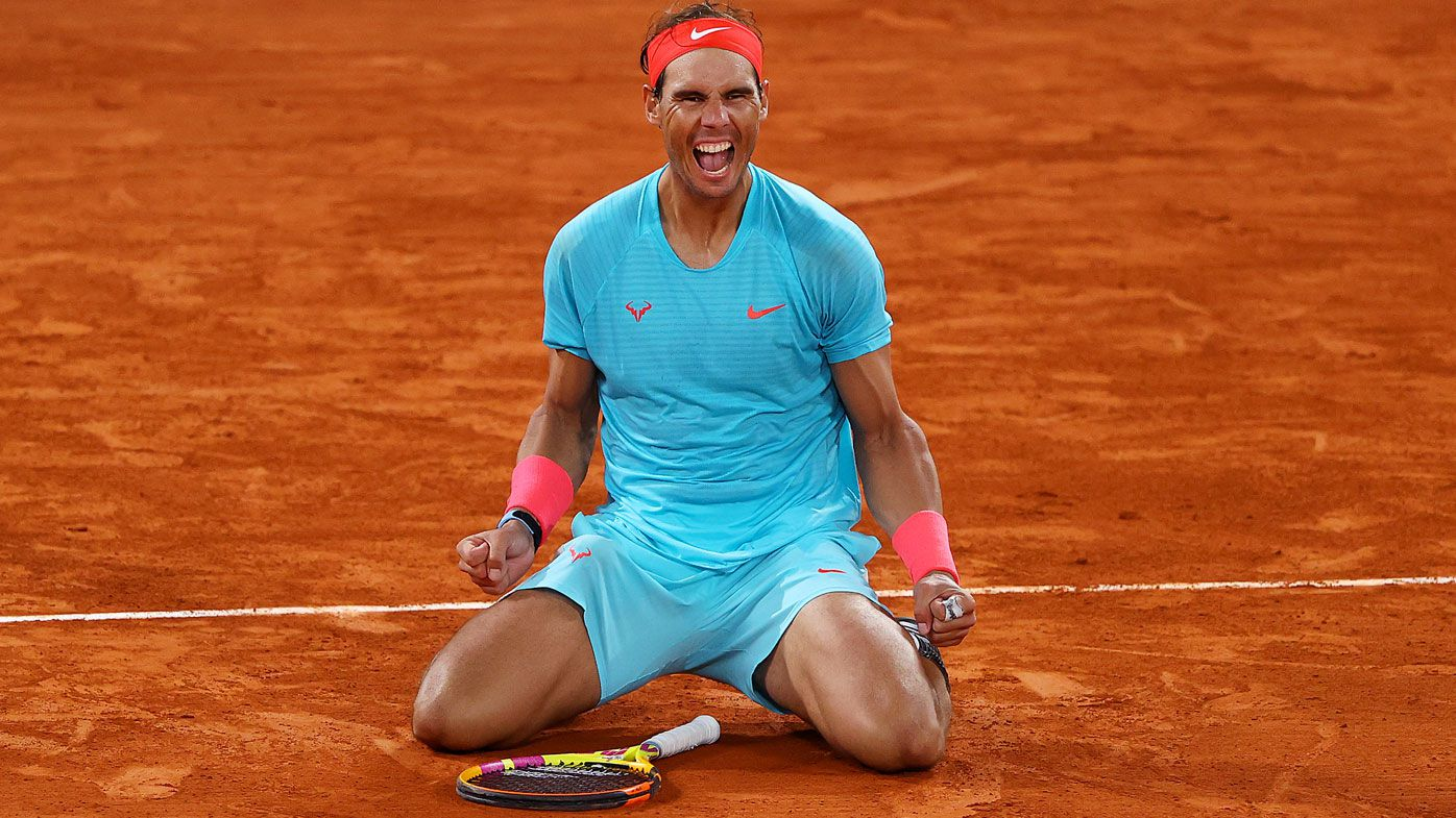 Rafael Nadal's French Open mastery puts as asterisk back on rest of men's tennis