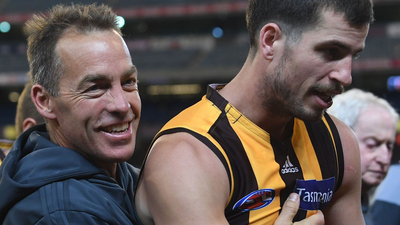 North Melbourne should chase Alastair Clarkson to replace Brad Scott: Matthew Lloyd