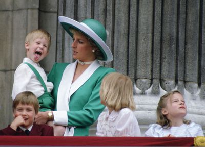 Trooping the Colour, 1988